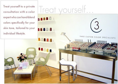 One, Two, Three Custom Color Specialists Prime Beauty Blog